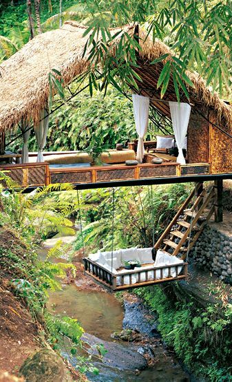 Resort Spa Treehouse, Bali // Panchoran Retreat || #honeymoon || #WanderlustWednesday