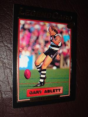 AFL Card.