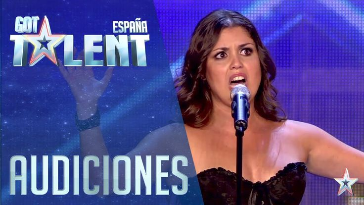 ¡Pase de Oro! La ópera y el rock de Cristina | Audiciones 5 | Got Talent...