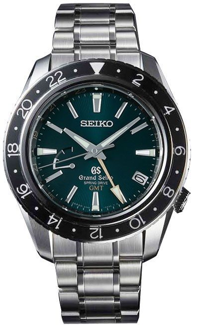 Buy a Grand Seiko Spring Drive GMT Limited Edition.  Good God, that's a nice watch. . .
