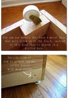 come costruire un pouf