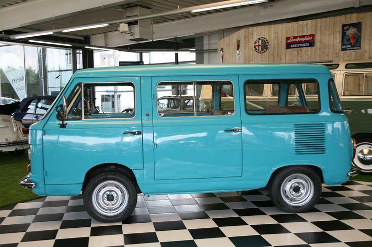 Fiat 900 T Pulmino | eBay