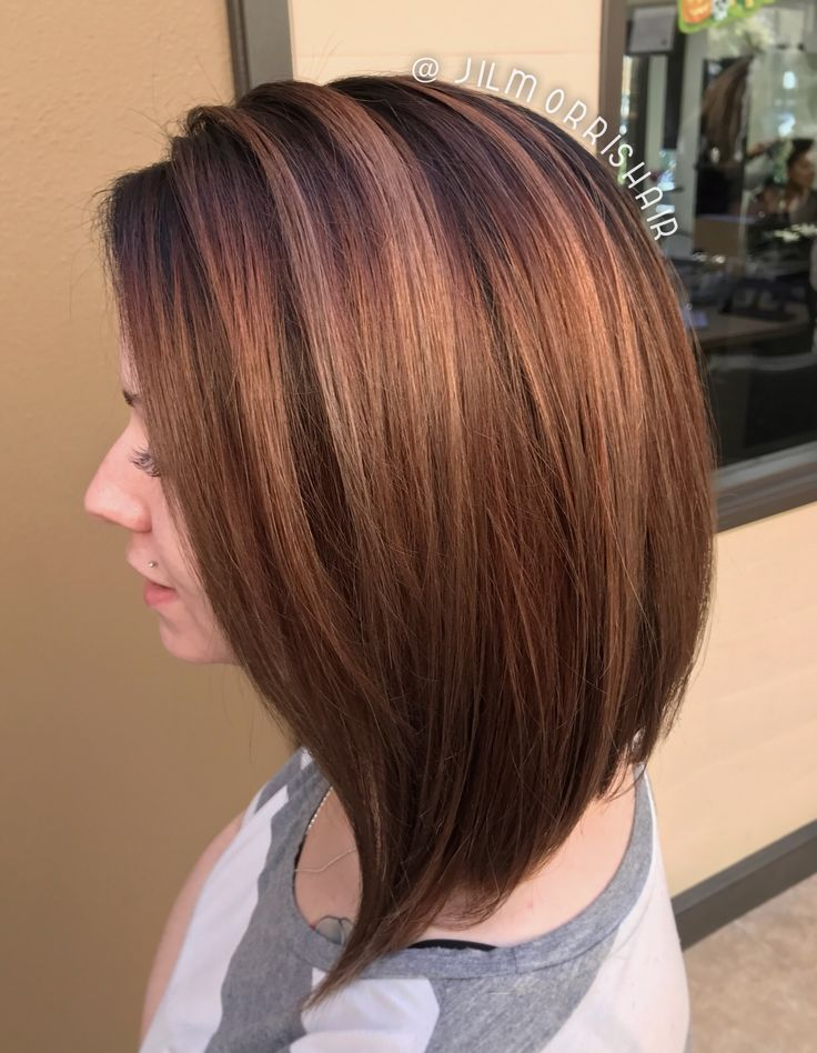 Sandy copper mocha balayage with shadow root, fall hair ...