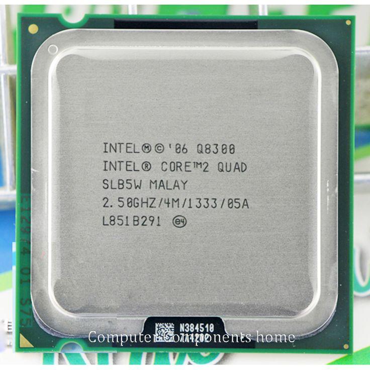 $33.96 (Buy here: https://alitems.com/g/1e8d114494ebda23ff8b16525dc3e8/?i=5&ulp=https%3A%2F%2Fwww.aliexpress.com%2Fitem%2FOriginal-Q8300-CPU-Processor-2-5Ghz-4M-1333GHz-Socket-775-Desktop-CPU-free-shipping%2F32619353841.html ) INTEL core 2 quad  Q8300 CPU Processor (2.5Ghz/ 4M /1333GHz) Socket 775 Desktop CPU free shipping for just $33.96