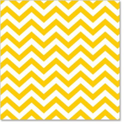 12x12 Chevron Yellow Overlay - $3.21Screens Prints, Chevron Yellow, Prints Overlay, Prints Yellow, Hambling Screens, Yellow Overlay, Chevron Prints, Yellow Chevron, 12 Overlay