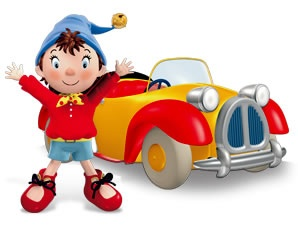noddy & friends! I Liked When they Sang Catchy Songs