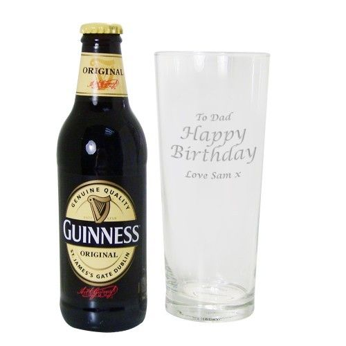 Personalised Guinness Gift Set  from Personalised Gifts Shop - ONLY £19.99