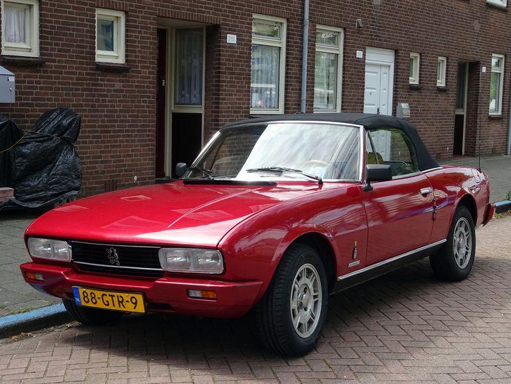 Peugeot 504 cabrio 1983 | nr3913