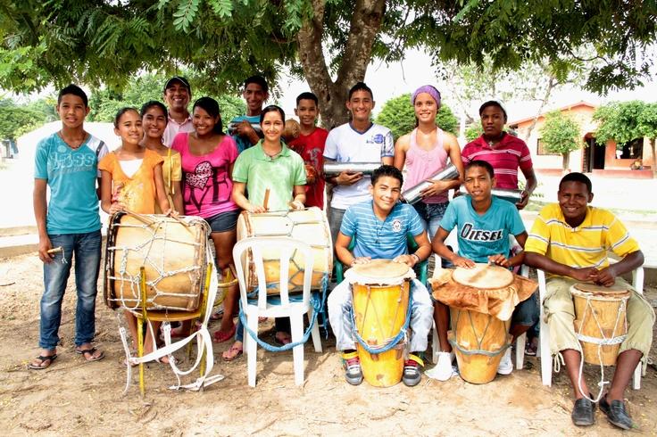"Grupo ""Son Sabrosura"". Manatí, Atlántico"