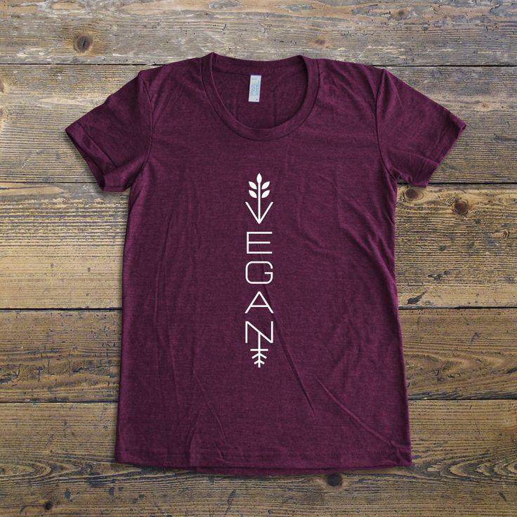 Vegan t-shirt, vegan shirt, Modern Vegan t-shirt, vegan fitness t-shirt, vegan tee, gift for vegans, yoga t-shirt by thedharmastore on Etsy https://www.etsy.com/listing/231774632/vegan-t-shirt-vegan-shirt-modern-vegan-t