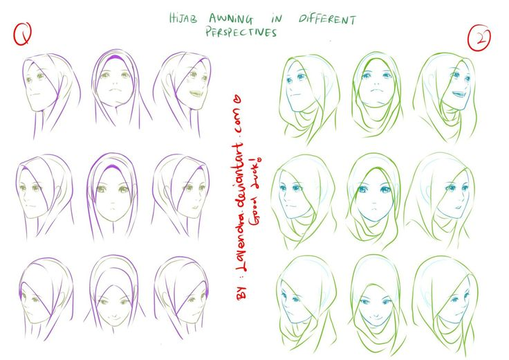 drawingden:Hijab awning - Perspectives by Lavendra