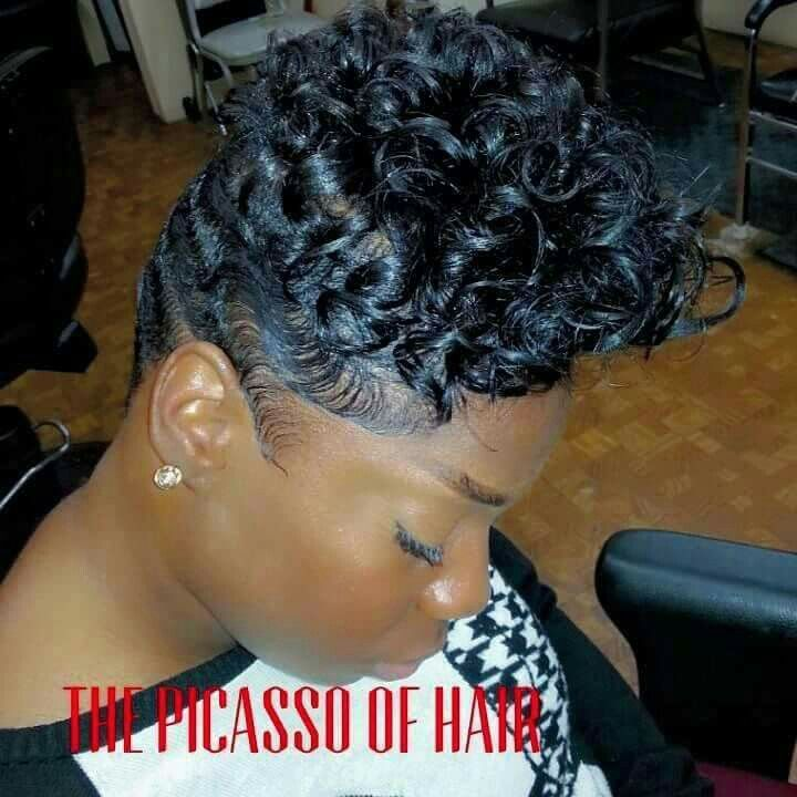 Pin by Wanda Dupree on The Picasso of HAIR | Gorgeous hair ...