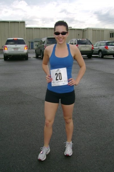 Why I run! Lisa B. is an amazing woman and check out her great running story.