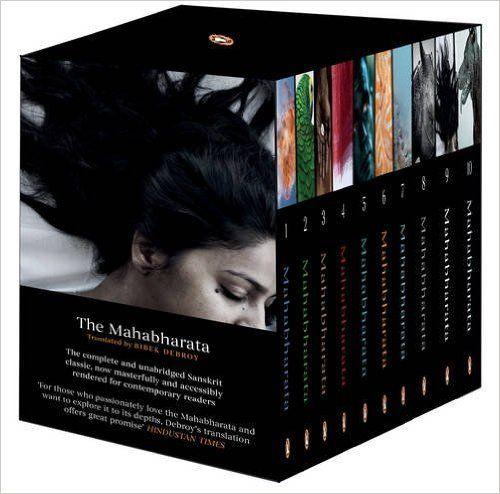 For 2484/-(50% Off) The Mahabharat box set (Bibek Debory) (Paperback) At Amazon India.