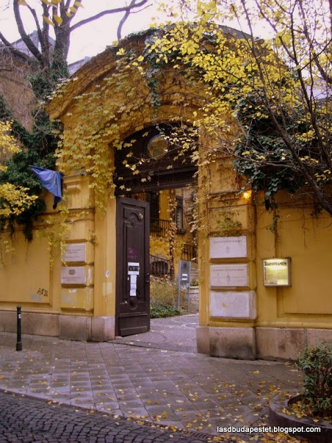 Lásd Budapestet!: Gróf Almássy Kálmán palotája