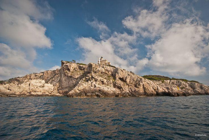faro di San Domino - Isole Tremiti