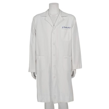 ER John Carter (Noah Wyle) white lab coat ~ $399