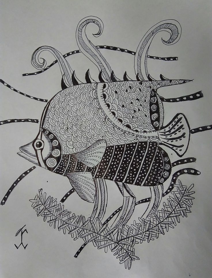 ShapeFish #followewrs #instagram  #zentangle #3d #drawing #draw #pen #art  #ink #inkwork #zentangles #zentangleart #shape #shapes #mandala #mandalas