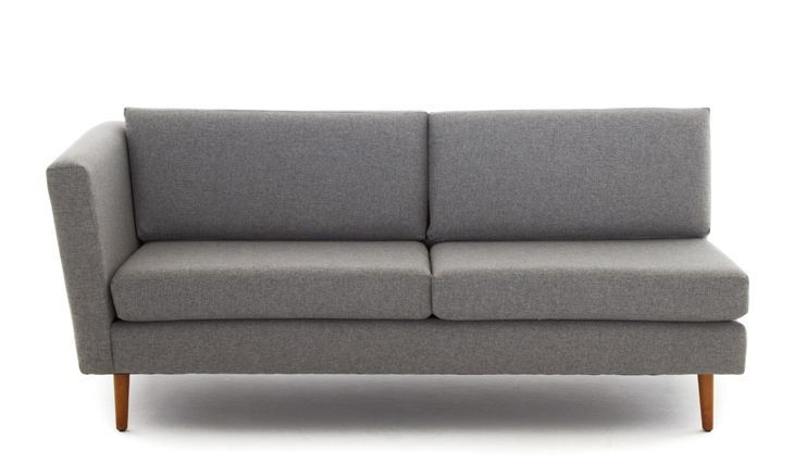 Deluna Single Arm Loveseat