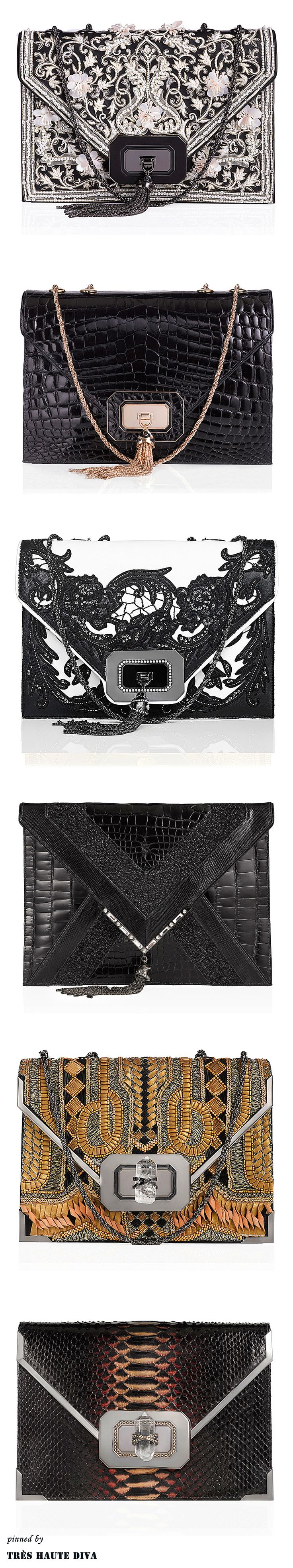 Marchesa Evening Bags S/S 2014