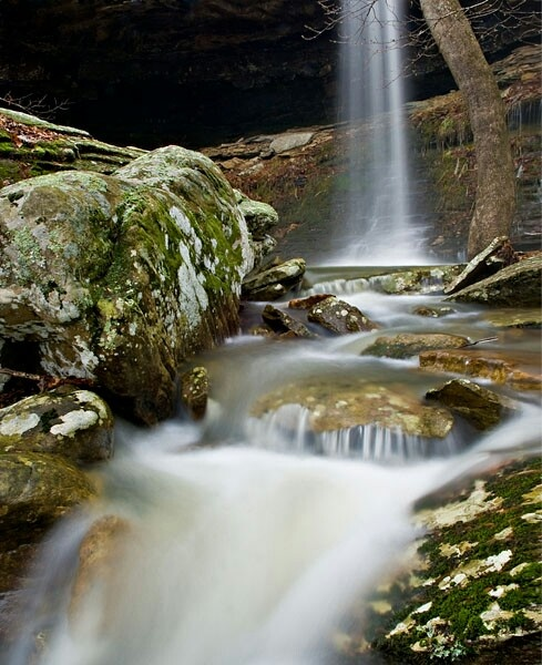 24 best images about ozark mountain waterfalls on for Ozark national forest cabins