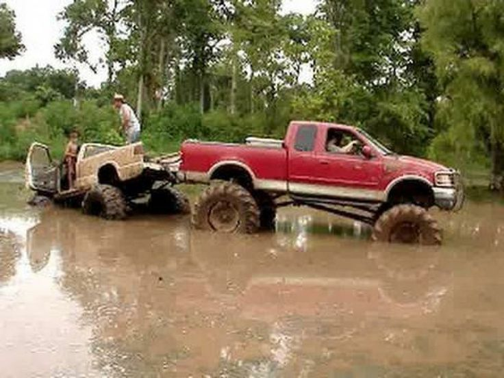 64 Best Mud Boggin Images On Pinterest