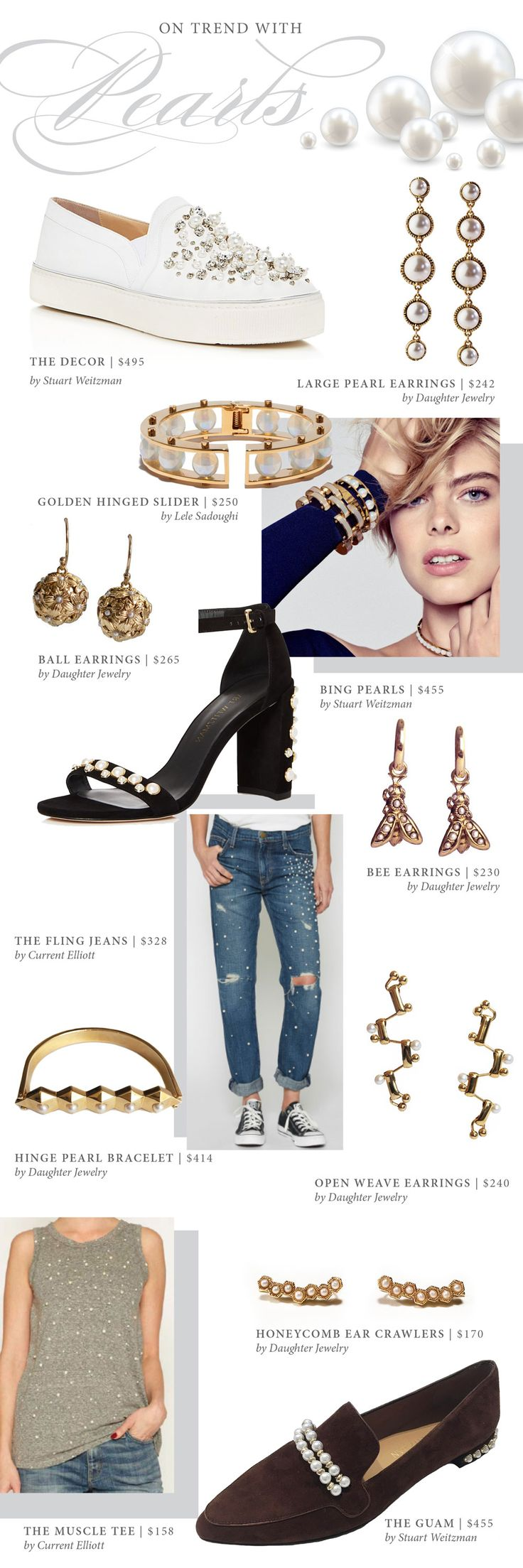 On Trend: (Not So Basic) Pearls