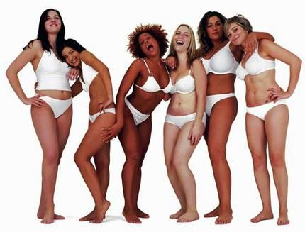 Dove Real Beauty campaign.