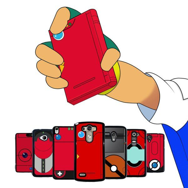 Pokedex Phone Case iPhone Cover Shut Up And Take My Yen : Anime & Gaming Merchandise