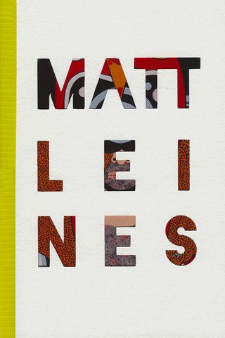 Matt Leines - Lineage Edition - Yellow #1 – OuterSpace Gallery