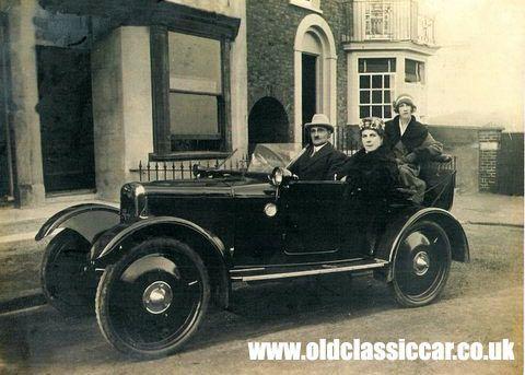 1920s Rover 8.