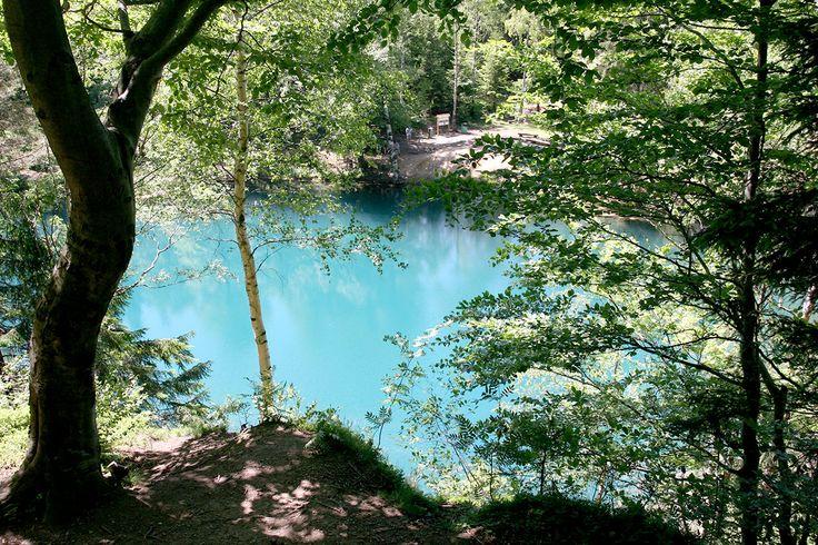 5. Kolorowe Jeziorka w Rudawach Janowickich