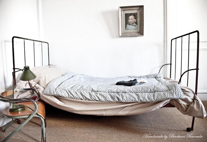 beautiful handmade baby blanket - les zigouis