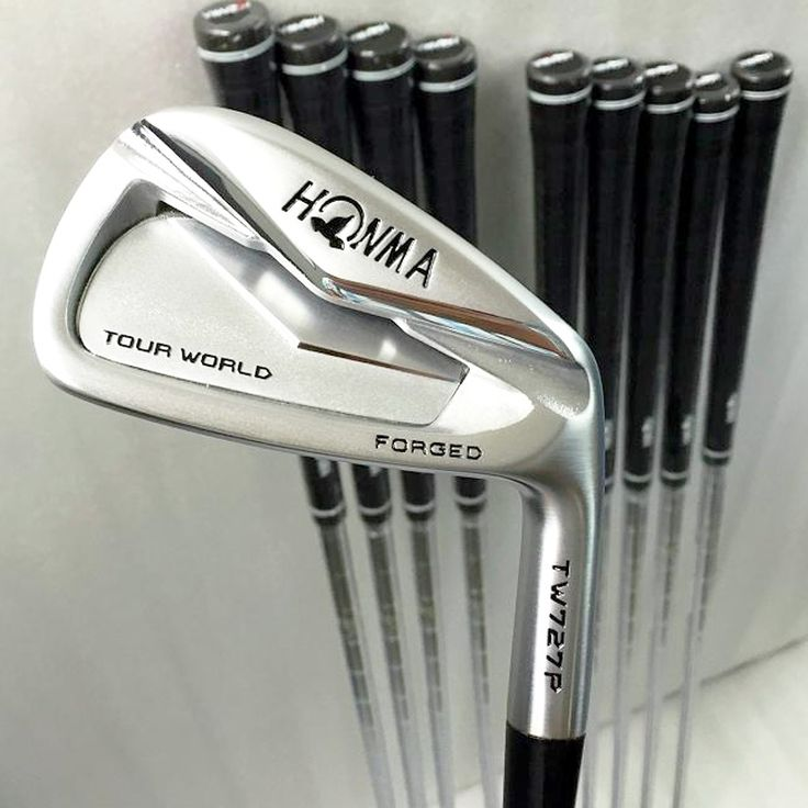 420.00$  Buy here - http://ali18h.worldwells.pw/go.php?t=32767135464 - New mens Golf Clubs HONMA TW727P Golf irons set 3-11.Sw irons clubs grips with Graphite Golf shaft  Free shipping  420.00$