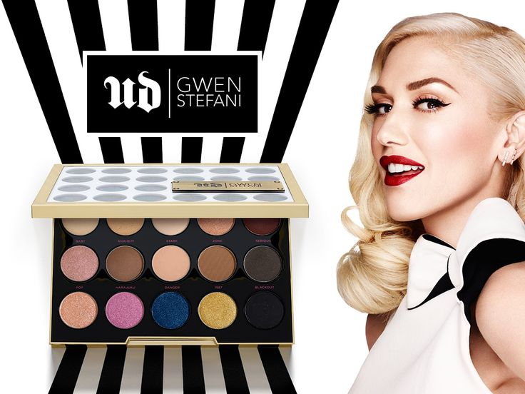 This is the beauty collaboration you've been waiting for! We partnered with Gwen to create her ultimate eyeshadow collection. From her 15 can't-live-without shades to the super-luxe case, Gwen designed and developed her perfect palette.