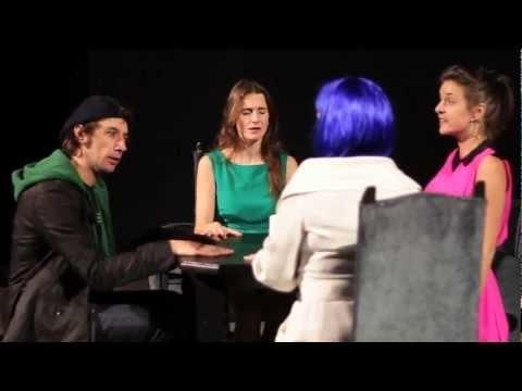 Teaser de ODIO A HAMLET de Paul Rudnick  http://www.revistagodot.com/?p=7815