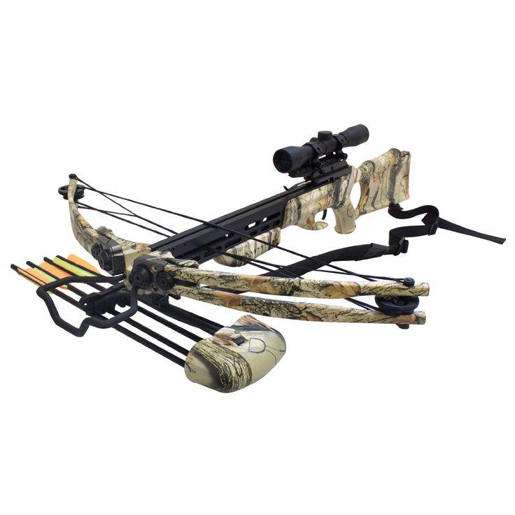Produk Crossbow - SAS Reaction Compound 185 lbs | Pusat Komando