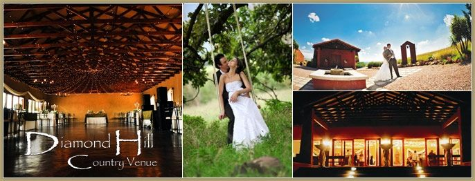 Diamond Hill Country Venue - Pretoria, Gauteng Wedding Venues