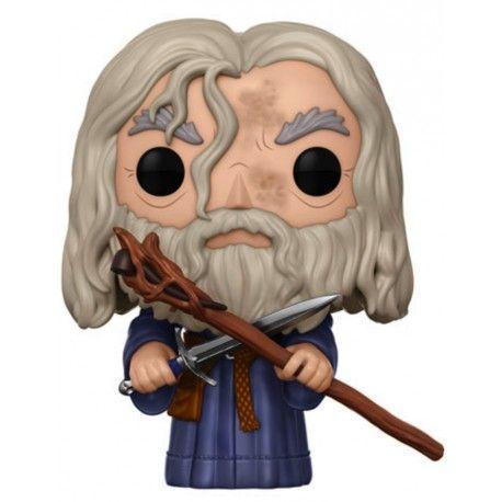Il est toujours bon d'avoir une figurine Le Hobbit Pop! de Gandalf pour se protéger du mauvais oeil de Sauron.