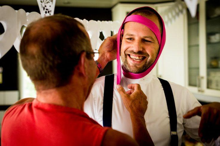 Jarg Woldhuis Photography » Trouwreportages, Humor, plezier met en twist! » De Trouwreportage van Dominique en Tom