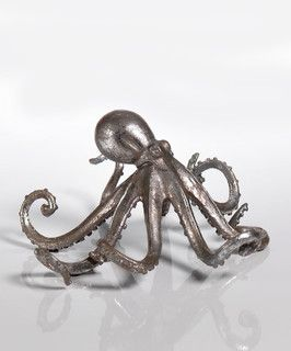 Decorative Octopus - Transitional - Accessories And Decor - by Bliss Home & Design $52