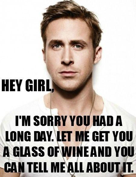Ryan Gosling hey girl meme. Repinned from Vital Outburst clothing vitaloutburst.com