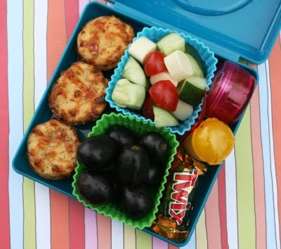 make school lunches fun