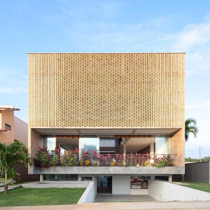 """11.2k Likes, 31 Comments - Architizer (@architizer) on Instagram: """"KS HOUSE by Arquitetos Associados is our #ProjectOfTheDay/ Located in Natal, Brazil, the home…"""""""