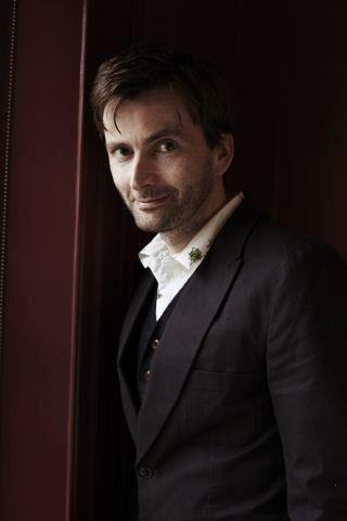David Tennant...OR Jonathan Shultz??  I'm happy either way.