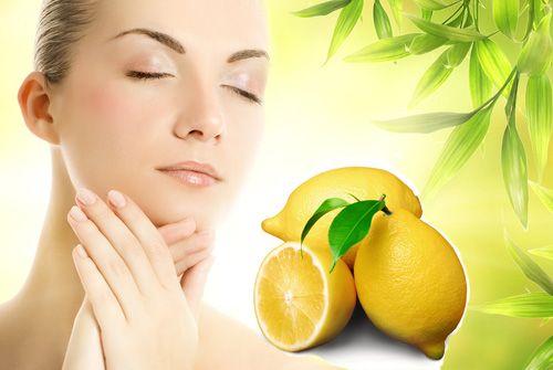 Homemade Lemon Scrub to Improve Skin Tone Naturally