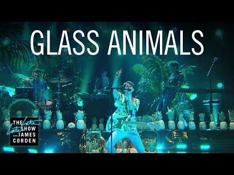 "Late Late Show music guest Glass Animals perform their hit song ""Pork Soda."" ""Subscribe To """"The Late Late Show"""" Channel HERE: http://bit.ly/CordenYouTube W..."