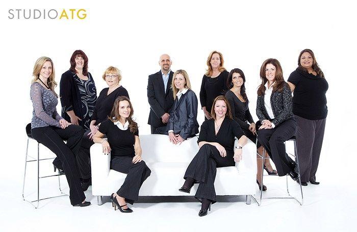 The Carver Team Business portrait (c'est quand même pas ...