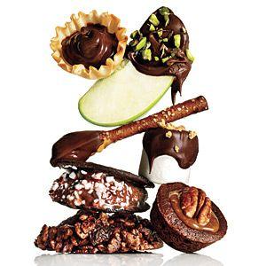 100-Calorie Chocolate Treats