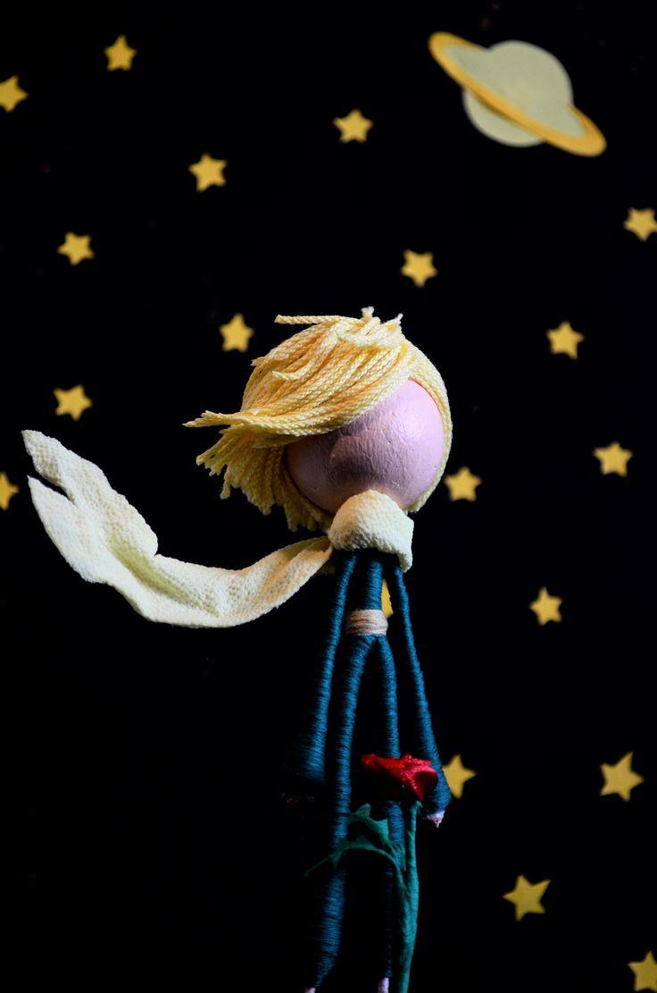 Little Prince. Handmade doll. ❤